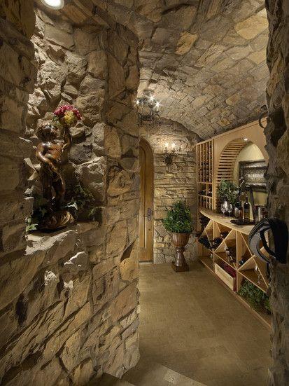 Mediterranean Scottsdale High Desert, Mediterranean Wine Cellar, Phoenix