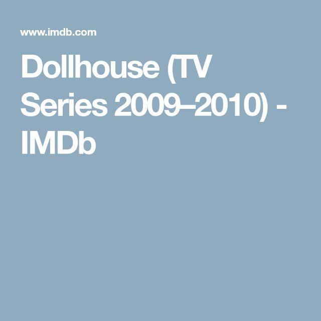 Dollhouse (TV Series 2009–2010) - IMDb