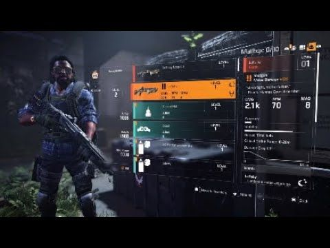 The Division 2 | Signature Weapon | Specialization Guide