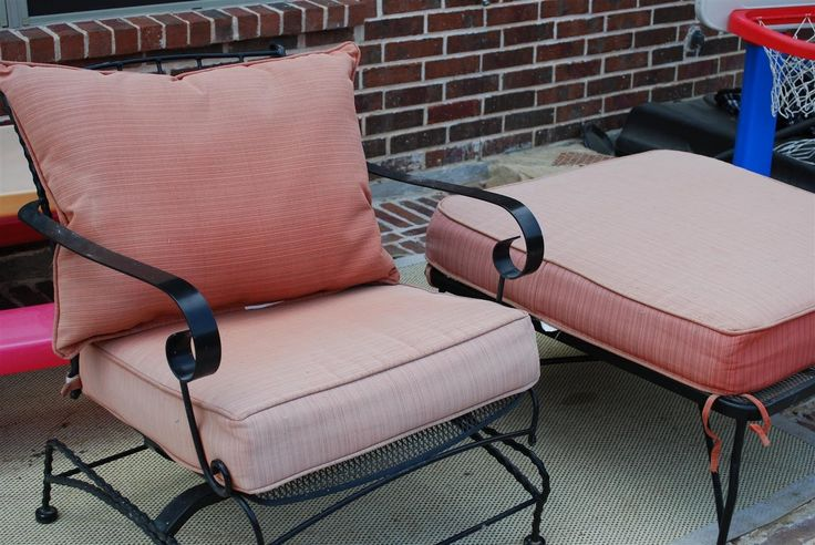 25 Unique Outdoor Swing Cushions Ideas On Pinterest: 25+ Unique Recover Patio Cushions Ideas On Pinterest