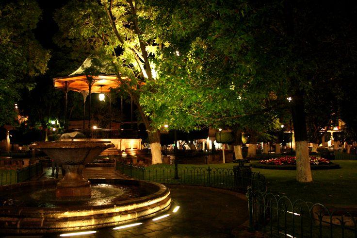 Morelia city, so romantic :3