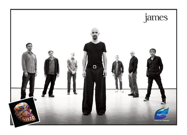 Σε περιμένουμε στη συναυλία των James απόψε στο Θέατρο Βράχων, να παίξεις και να κερδίσεις ένα κουτί γεμάτο δώρα προϊόντα PHYTO Paris, καθώς και ένα αυτόγραφο από τον Tim Booth των James!  Οι πόρτες ανοίγουν στις 20:00!