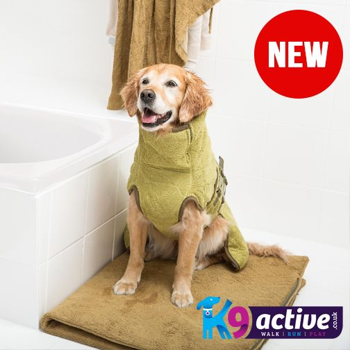 New Supreme Pro Dog Drying Coat Dogs Benefits Of Walking Dog