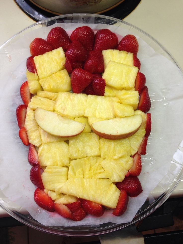 Ironman fruit tray - made for my husband's 30th birthday!                                                                                                                                                                                 More