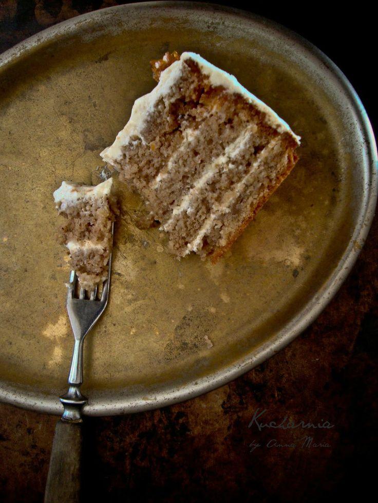 KUCHARNIA: Pasternak. Pigwa. Tort. I złudzenia.