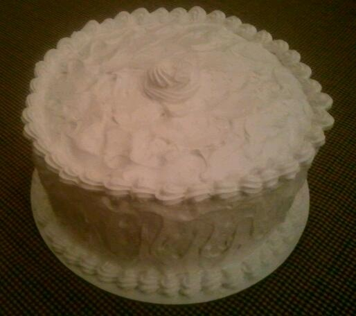 Cake Decorating Whipped Cream Frosting Recipe : Whipped icing