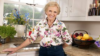 Mary Berry Cooks seeded bread sticks