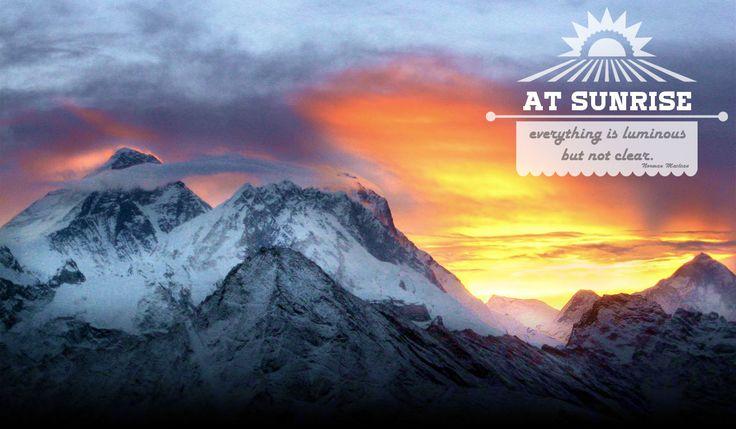 Best view of the day! #nepal #walkwithyeti #trekking #adventure #travel #adventure #wanderlust #mountainmonday