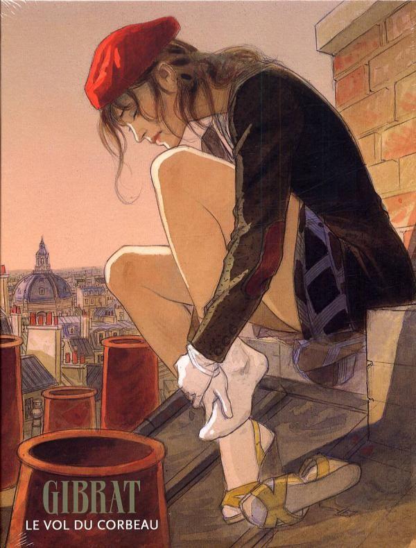 """""""Le vol du corbeau"""" de Jean-Pierre Gibrat (1954) dessinateur et scénariste de…"""