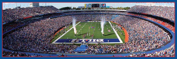 Buffalo Bills 1000 Pieces Masterpieces Puzzle Warehouse Buffalo Bills Stadium Buffalo Bills Nfl Buffalo Bills
