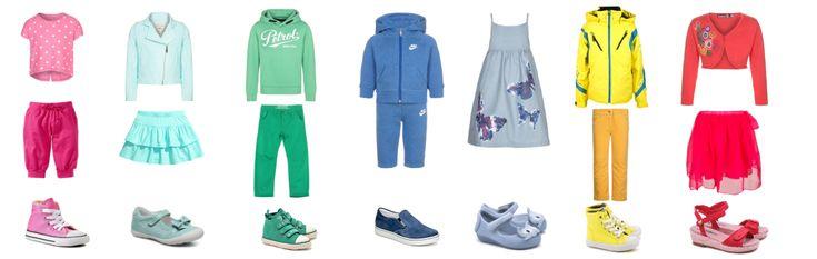 Moda dla dzieci na wiosnę