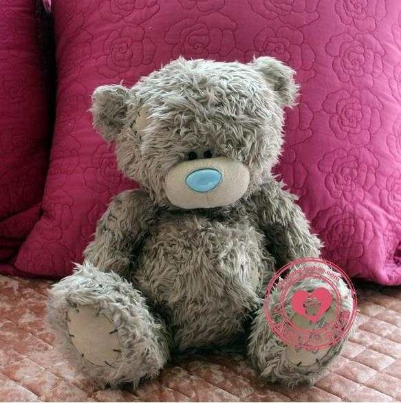 "Me to You 12/"" Plain Plush Tatty Teddy Bear Doll Toy"
