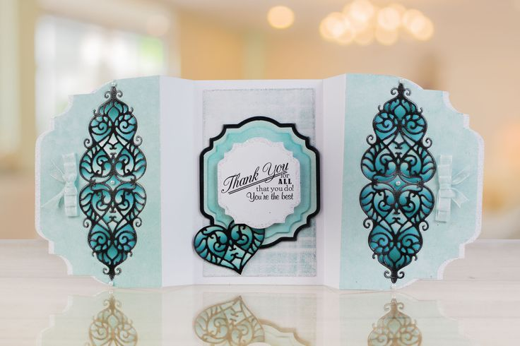 Craft A Card shaped card dies come with everything you need for mixing and matching to create stunning layered cards for every occasion. Choose between regular to gatefold, fold back, easel and more! For more information visit: www.tatteredlace.co.uk