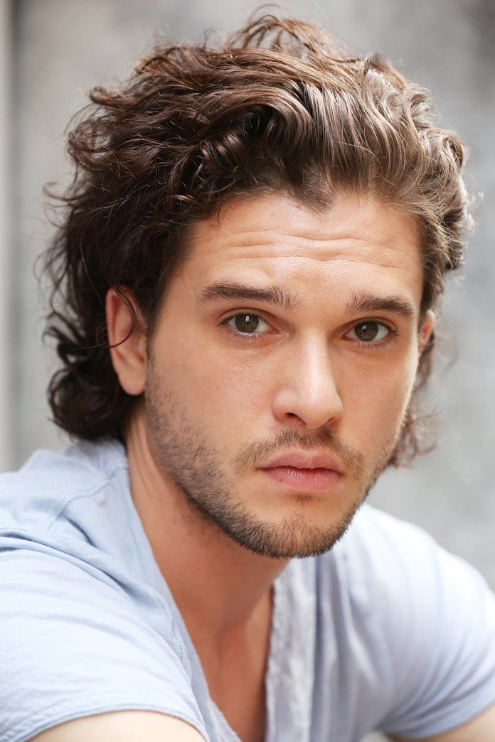 Imagen Relacionada Long Hair For Dudes Kit Harington Kit Kit