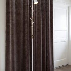 Multifunctioning floor lamp which works as a clothes hanger also. Great lamp for example in small entrances.    VALET floorlamp