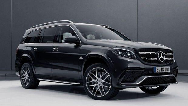 De Mercedes GLS is en blijft op onze wegen waarschijnlijk een zeldzaamheid. Datzelfde geldt dan natuurlijk nog wat extremer voor de GLS63 AMG 4-Matic, die