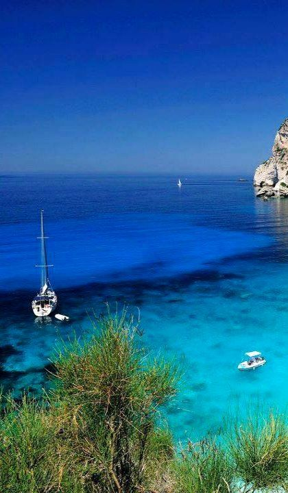 Paxoi Islands (Ionian), Greece