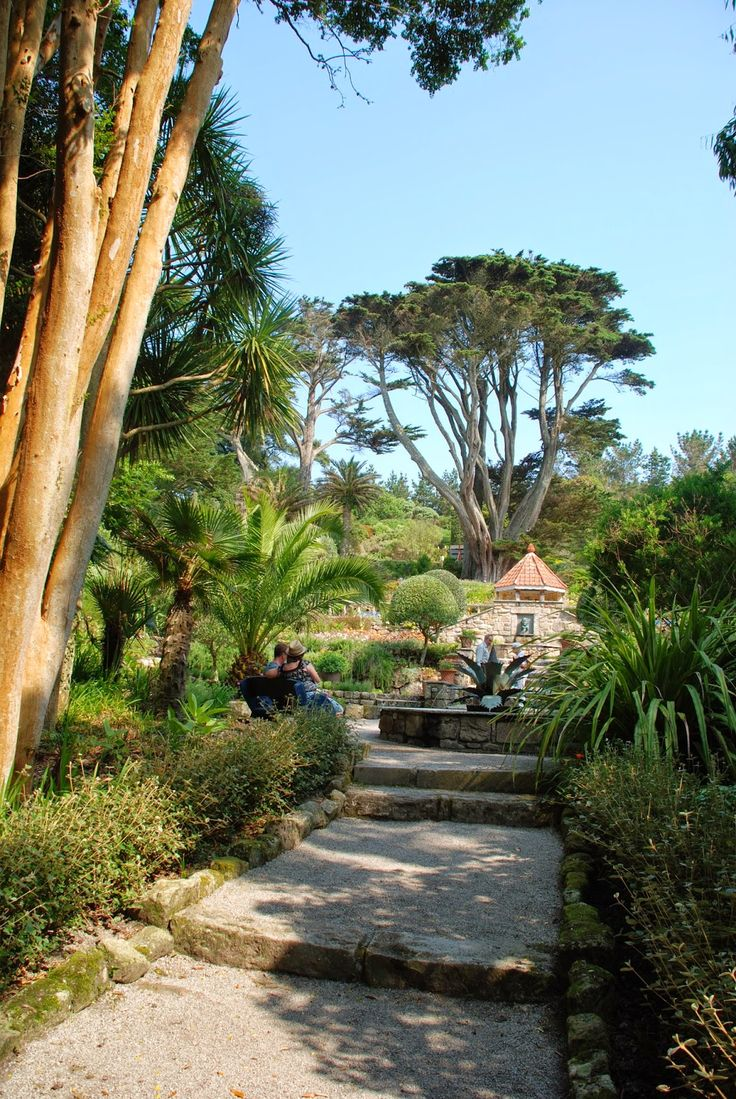 Tresco Abbey Garden, Tresco, Isles of Scilly http://www.justsaying2u.com/2014/08/tresco-abbey-garden-tresco-isles-of.html