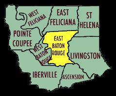 EAST BATON ROUGE PARISH, Louisiaa - Lousiana GenWeb Project