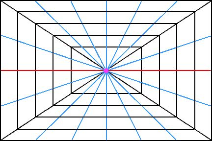 How do artists draw in 3-D? This site explains the principles of one-point perspective, and provides hands-on activities to help you learn!