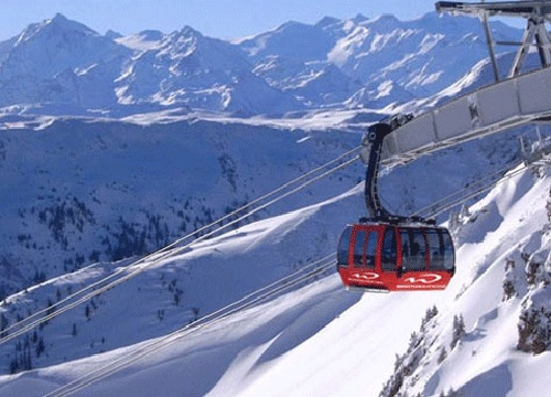 Whistler, Canada:The Skiing capital of Canada