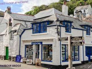 Harbour Bridge -- one of Sykes Cottages available for rent in Cornwall