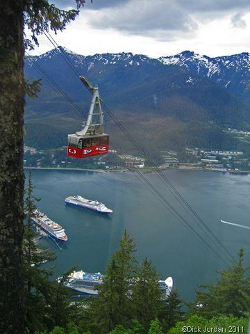 Mt. Roberts, Ketchikan, Alaska ~ beautiful, on my list to get to soon...