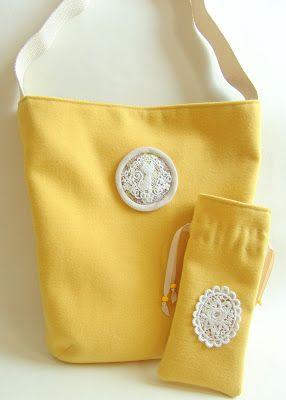 Татьянин день...: Желтая сумка