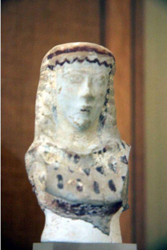 Grecia, Santorini, Museo Thera
