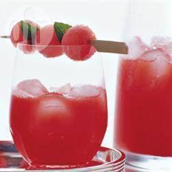 Foto della ricetta: Sangria all'anguria