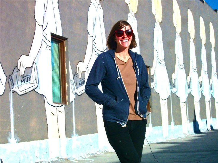 Amanda Ploegsma  - local artist