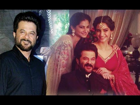 Anil Kapoor Family Photos With Wife, Daughters and Son Pictures