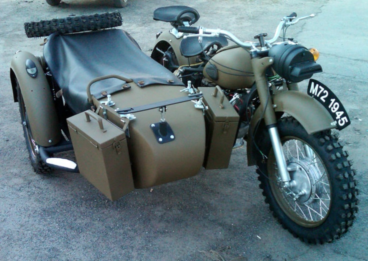 Other Makes DNEPR MB 750 2 wheel drive(2WD) Harley and