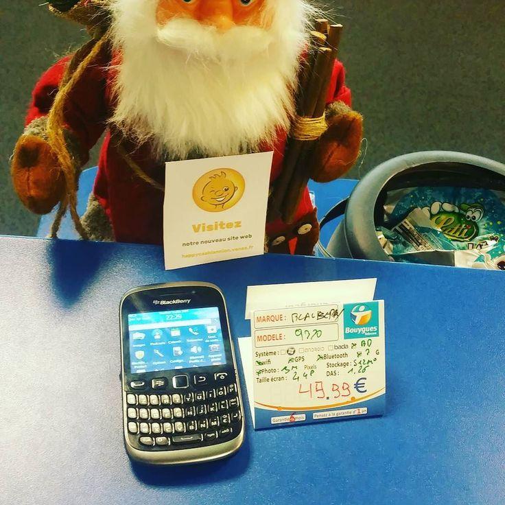 Mobile vintage dispo : blackberry 9320 Bouygues #happycashlannion #bonsplans #bonnesaffaires #happyinfotel22 #blackberry #ideecadeaux #noel2017 Dispo dans votre happycash Lannion depuis le December 05 2017 at 05:52PM