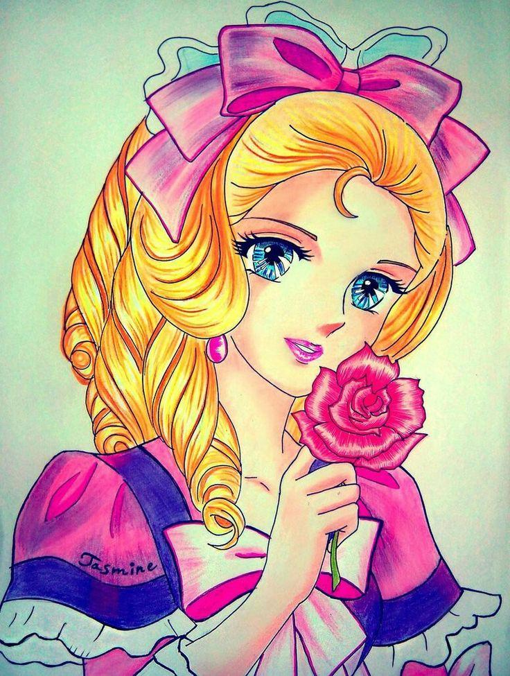 Роза Версаля. Мария-Антуанетта.