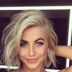 20 Times Birthday Girl Julianne HoughNailed the Short 'Do