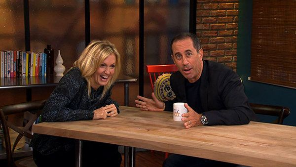 Why Jerry Seinfeld and His Wife Don't Fight | Daily Shot - Yahoo Shine