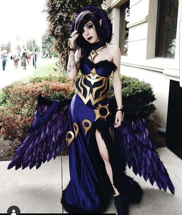 Pin on Cosplayers