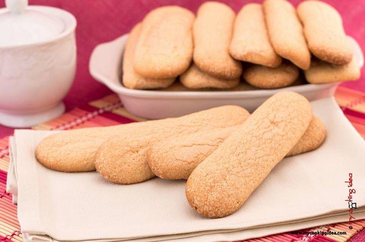 Savoiardi, biscotti di Fonni