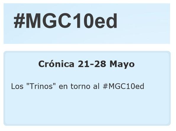 """Los """"Trinos"""" del 21 al 28 de mayo"""