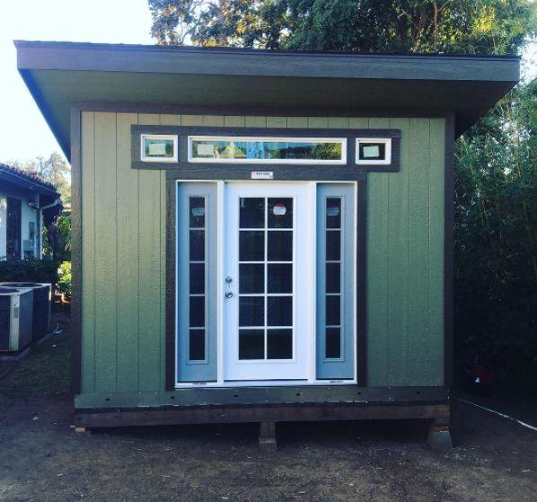 86 best modern sheds & shed offices images on pinterest | sheds