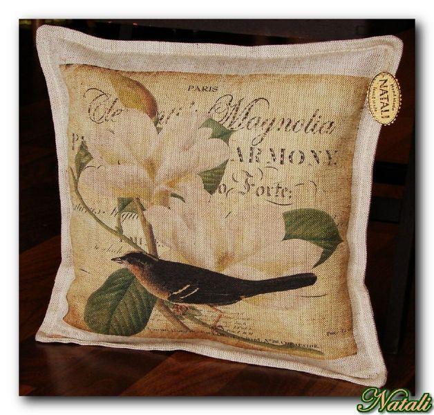 Poduszka dekoracyjna. w Natali na DaWanda.com #niezchinzpasji