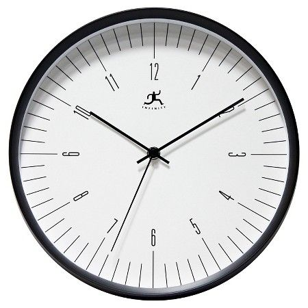 the bel air clock black