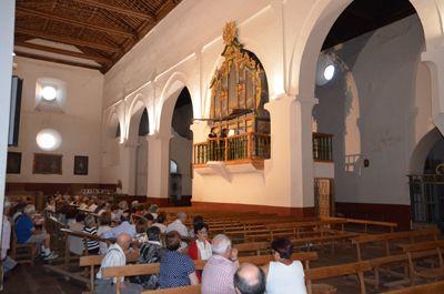 VII Ciclo de Música de Órgano en la comarca abulense de La Moraña http://www.revcyl.com/web/index.php/cultura-y-turismo/item/9572-vii-ciclo-de