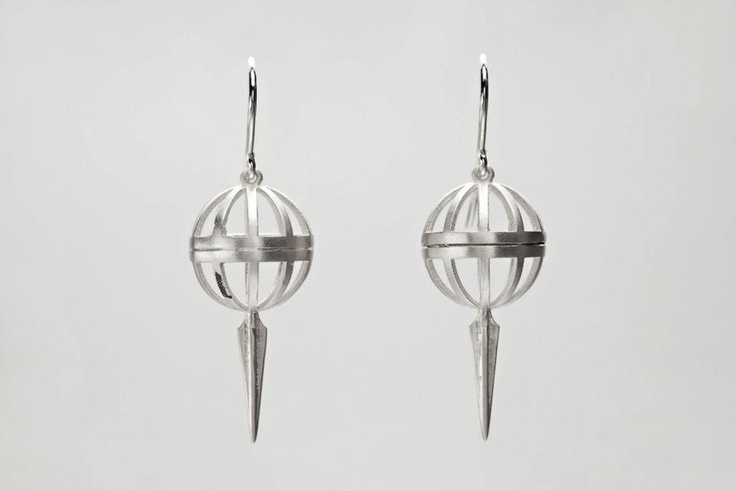 Jewellery Collection in sterling silver for The Industrial Gas Museum