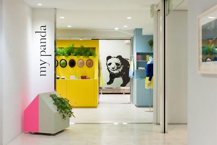 my panda store by Torafu Architects Tokyo 03 my panda store by Torafu Architects, Tokyo