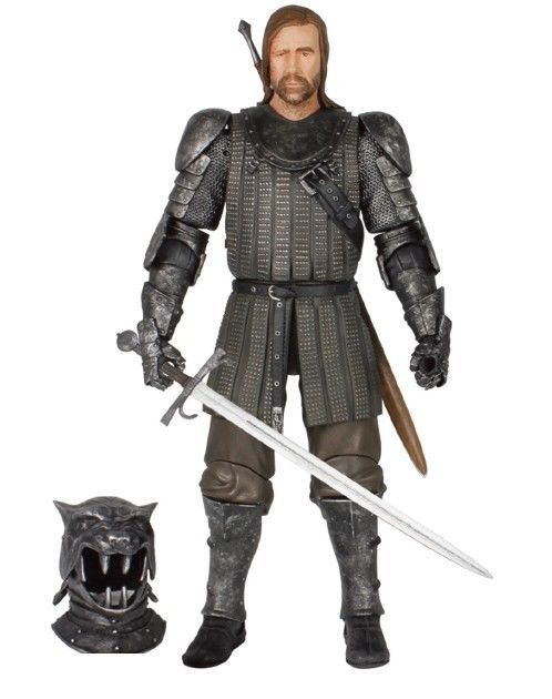 Legacy Action Figur: Game of Thrones: The Hound - Sandor Clegane .- Bluthund