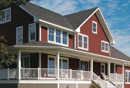 Choose A High Contrast Combination Of Siding To Make