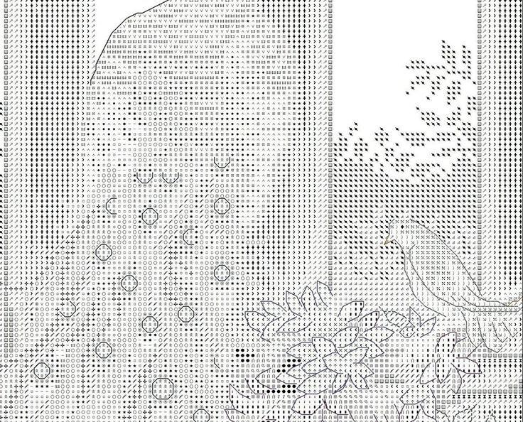 PUNTADITAS (pág. 240) | Aprender manualidades es facilisimo.com peacock 5