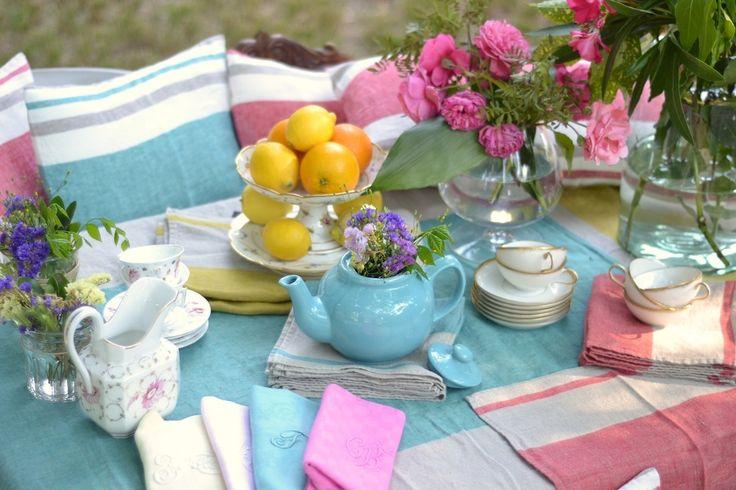 Manteles a todo color www.1bonmoment.com